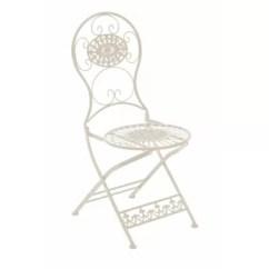 Black Metal Folding Garden Chairs Joey Chair Steel Wayfair Co Uk Quickview