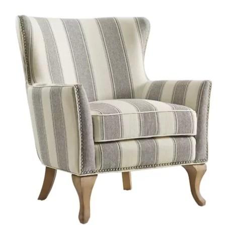 farmhouse accent chairs birch