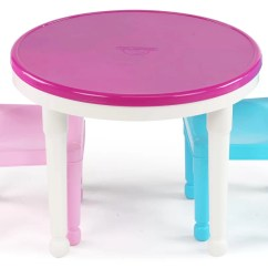 Kids Round Chair Mccabe Camping Chairs Tot Tutors 3 Piece Table And Set