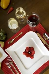 Fortessa Ojo Vitrified China 16 Piece Dinnerware Set ...