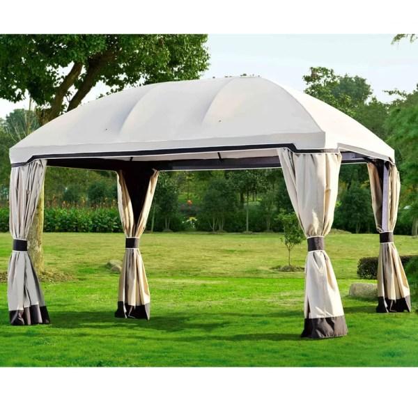 Sunjoy Replacement Canopy 10' X 13' Pomeroy Domed Top Gazebo &