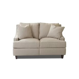 klaussner sleeper sofa mattress options extra large recliner hybrid wayfair tricia power reclining loveseat