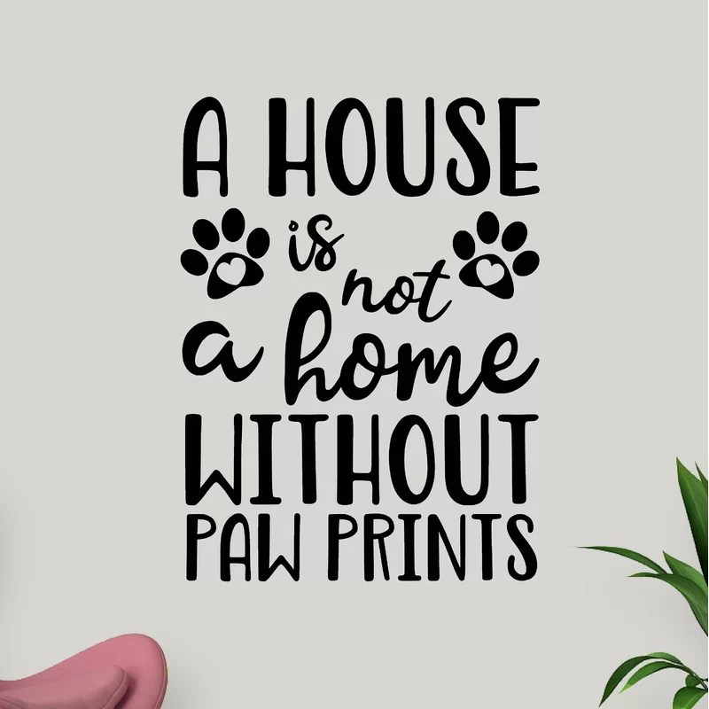 a house is not