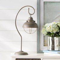 """Spinnaker 25"""" Arched Table Lamp & Reviews 
