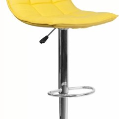 Quilted Swivel Chair Covers For Graduation Orren Ellis Whelan Mid Back Curved Adjustable Height Bar Stool