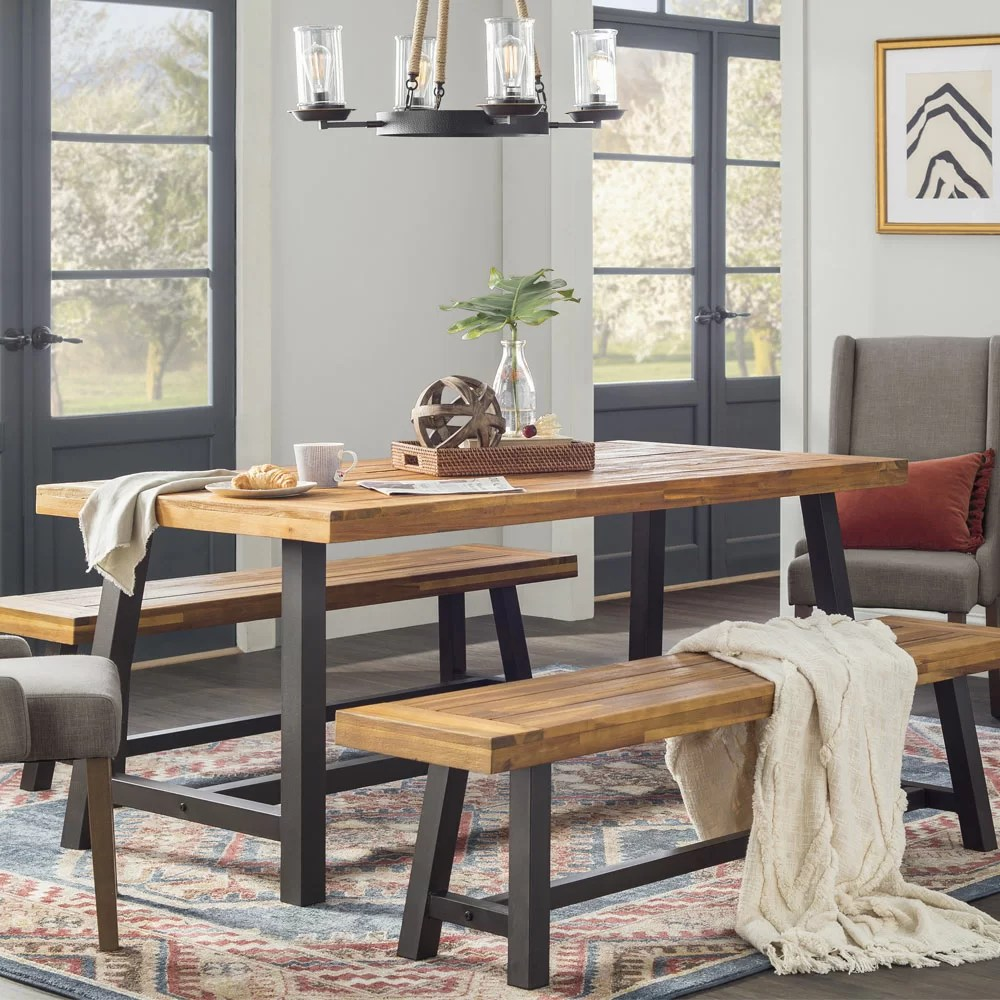 industrial living room furniture elegant rooms with fireplaces decor joss main kitchen dining