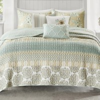 Tappen 6 Piece Coverlet Set & Reviews | Birch Lane