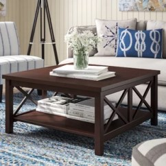 Living Room Table With Storage What Color To Paint A Dark Extra Long Coffee Wayfair Enfield