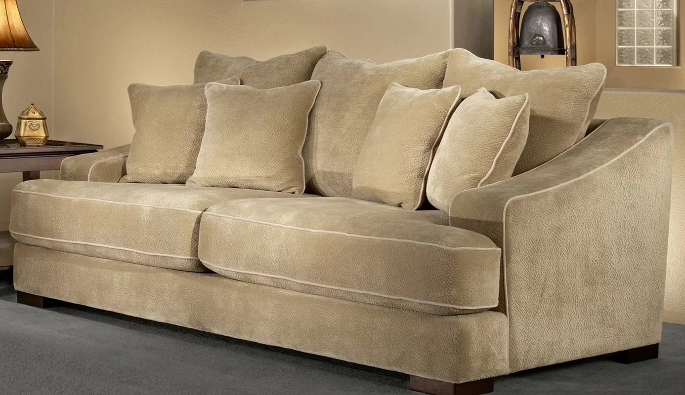 Oversized Sofa Chair Oversize Sofas How To Decorate With Oversized Sofas Thesofa