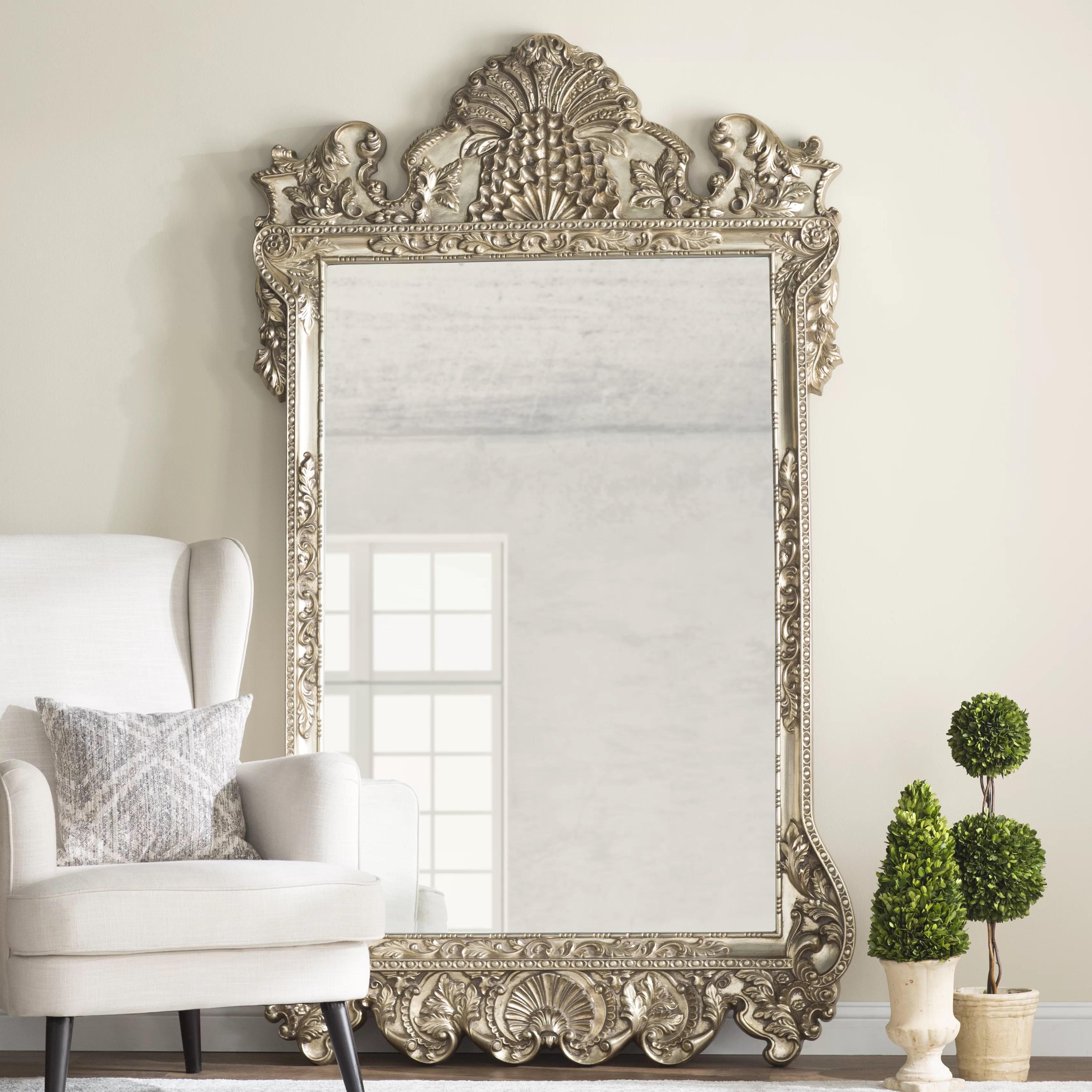 full length mirror in living room simple sofa set designs for small astoria grand reviews wayfair