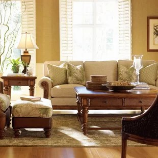tommy bahama living room led lighting home wayfair island estate 2 piece coffee table set by