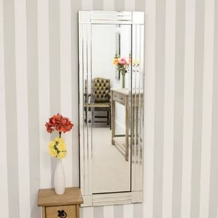 long hallway mirror wayfair