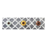 Hallmark Home & Gifts Lattice Decorative Ceramic Wall ...