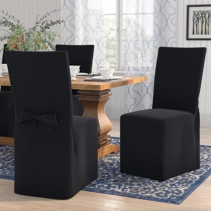 Charlton Home Dining Chair Slipcover  Reviews  Wayfairca