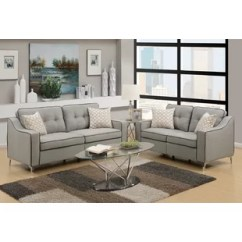 Gray Living Room Sets Pictures Of Rooms With Leather Sectionals Grey You Ll Love Wayfair Quickview Black Light