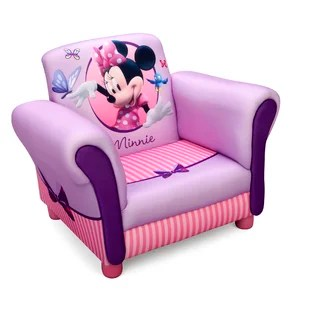 childrens chairs soft bride and groom chair covers louis arm wayfair co uk minnie mouse children s armchair