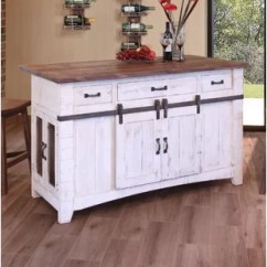 Premade Kitchen Islands White Decor Assembled Carts You Ll Love Wayfair Coralie Island
