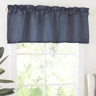 bay window kitchen curtains chalkboard wayfair quickview