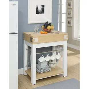 cherry kitchen island diy counters islands carts you ll love wayfair stanford
