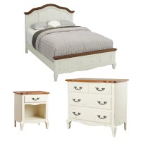 Home Styles French Countryside Configurable Bedroom Set ...
