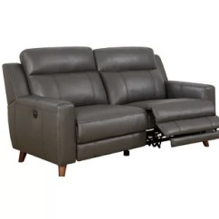 Reclining Leather Sofas Franklin Power You Ll Love Wayfair Ca Maley Transitional Sofa
