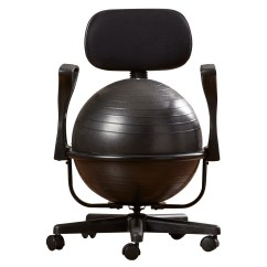Yoga Ball Chair Reviews Keyboard Mount Symple Stuff Exercise And Wayfair Supply