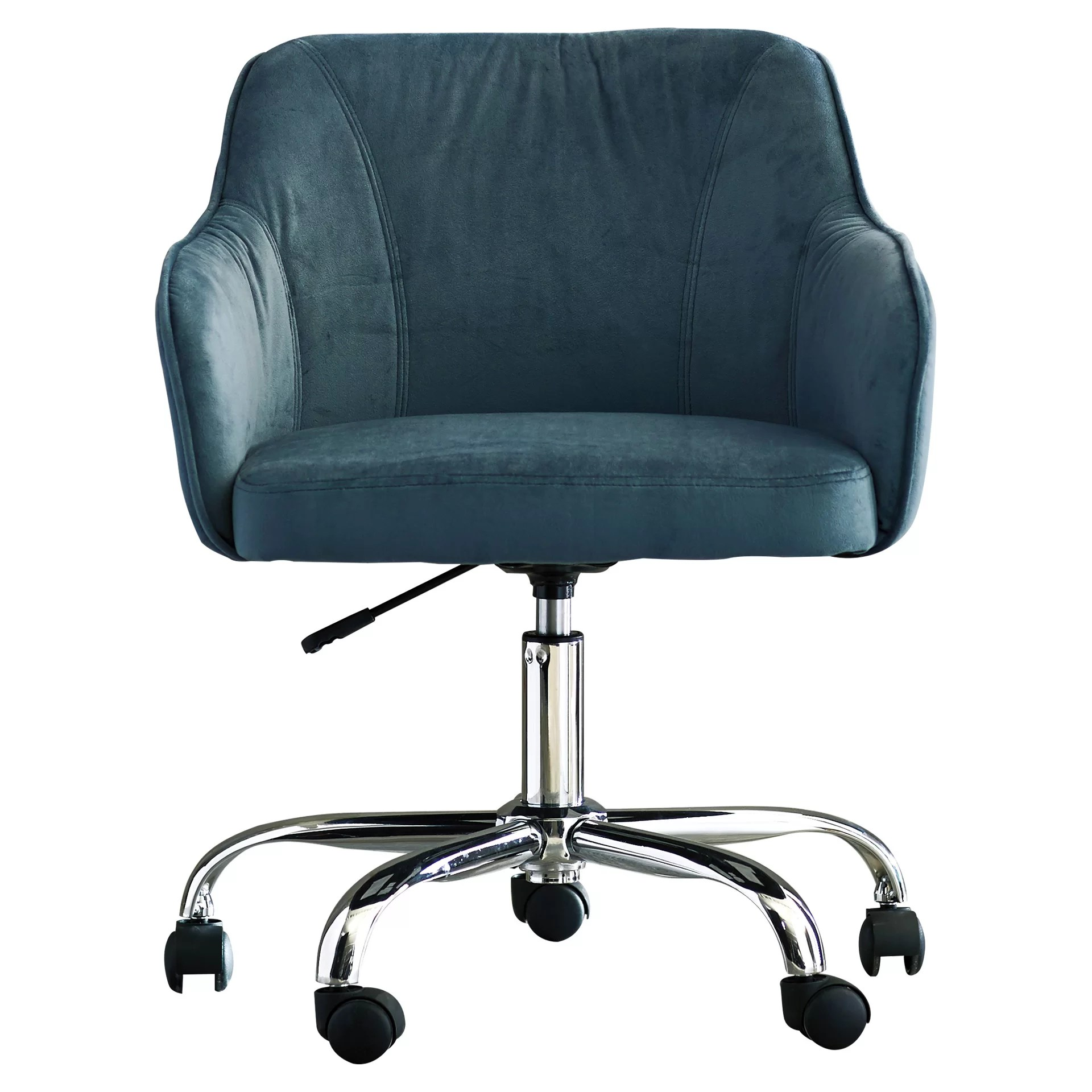 office chair velvet target childrens candace and reviews joss main