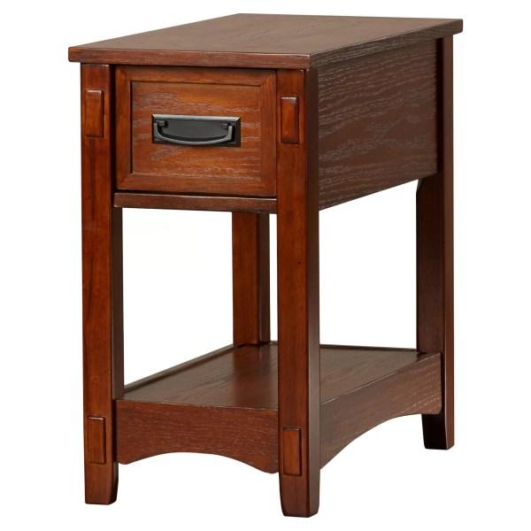 Loon Peak Barrett 1 Drawer End Table &