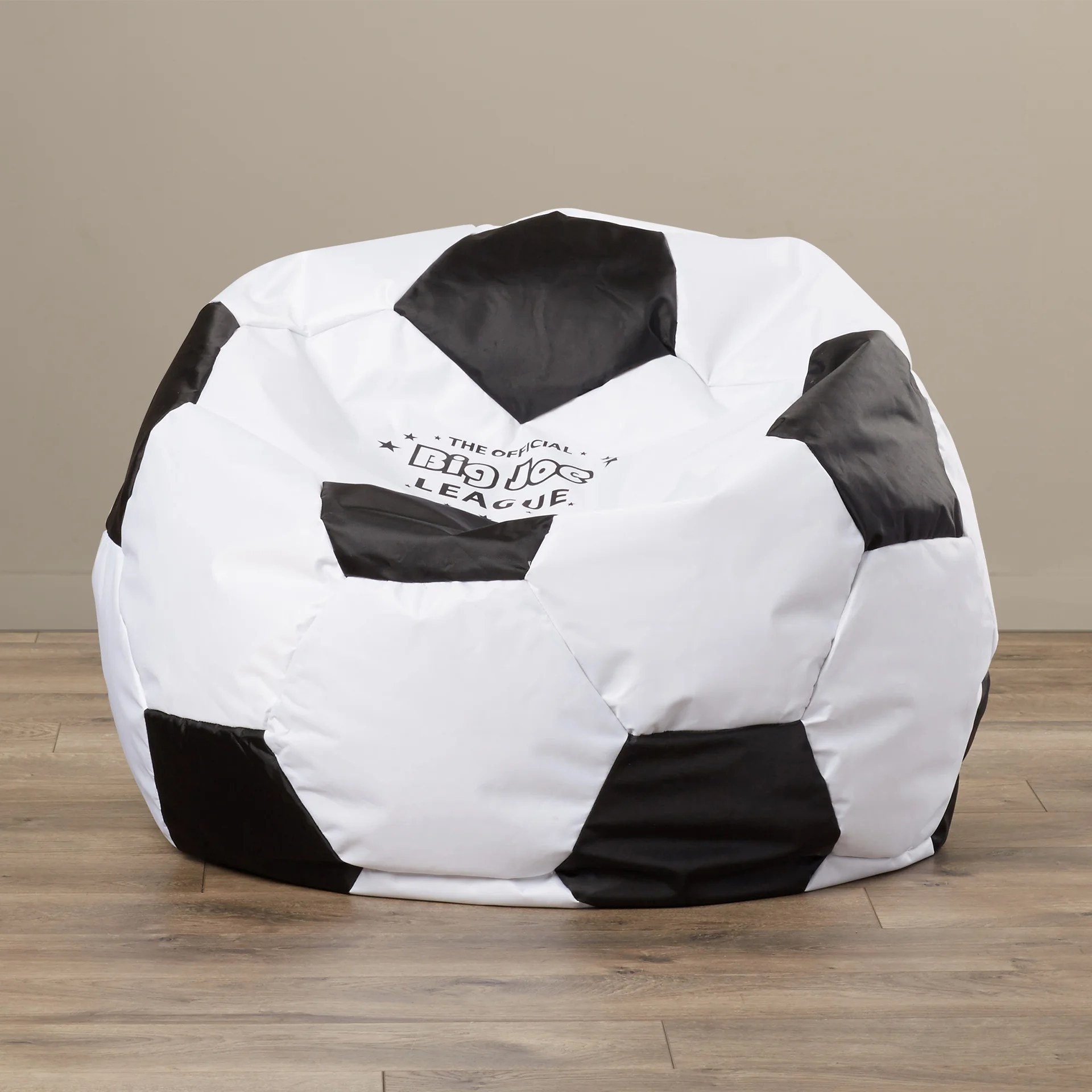 big joe bean bag chair reviews affordable wingback chairs comfort research soccer and