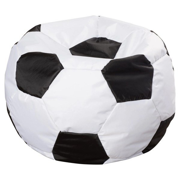 Joe Bean Bag Chair Kids Soccer Ball