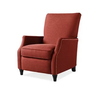 red recliner chairs lifetime adirondack recliners you ll love wayfair quickview