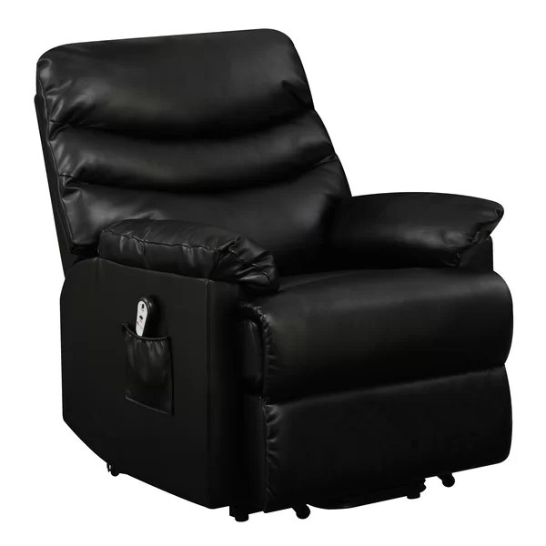 leather recliner chairs baby trend high chair recall darby home co recliners you ll love wayfair