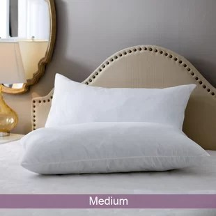 bed pillows you ll