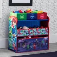Delta Children PJ Masks Multi-Bin Toy Organizer & Reviews ...