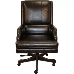 Office Chair Executive Leather Modern Chairs Cheap Parker House And Reviews Wayfair