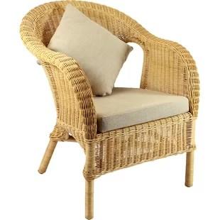 outdoor rattan armchair uk toddler upholstered rocking chair canada cube garden wayfair co jasper
