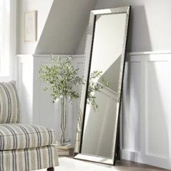 Accent Mirrors Living Room Decor Blue Sofa Farmhouse Birch Lane Carlton Full Length Mirror