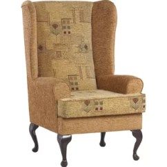 Wingback Chair Uk England And A Half Glider Small Wayfair Co Parseta