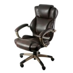 Leather Chair Office Patio Chairs With Footrests You Ll Love Wayfair