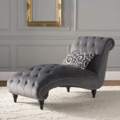 Chaise Chairs For Living Room Corner Showcase Designs Lounges Joss Main Hendrix Lounge