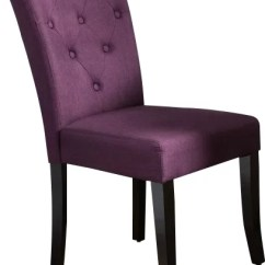 Purple Upholstered Dining Chairs Bar Stool With Arms Keiper Chair Reviews Birch Lane