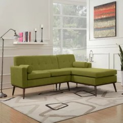Small Living Room With Sectional Sofa Country Valances For Scale Sectionals You Ll Love Wayfair Quickview