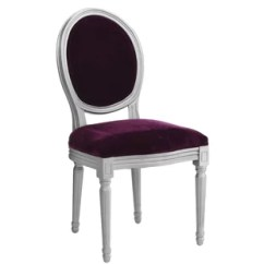 Crushed Velvet Chair Table Rentals Orlando Silver Wayfair Co Uk Guillemette Cocktail