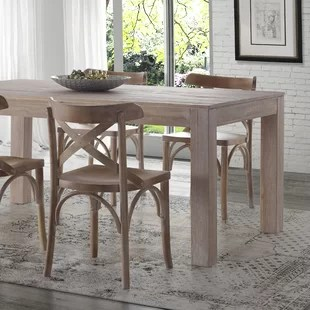 modern kitchen table set for girl dining tables allmodern quickview
