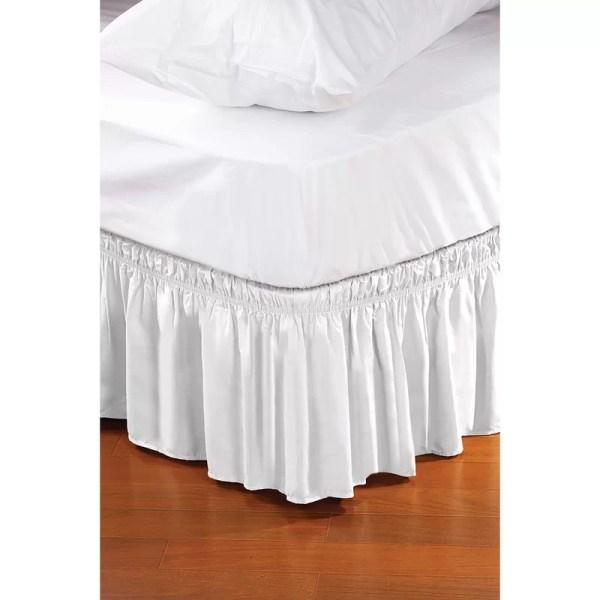 Walmart Wrap around Bed Skirt