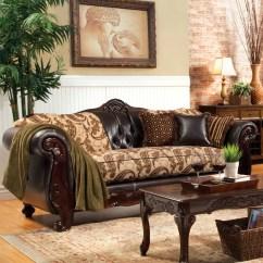 Classic Sofa Bed Furniture Singapore Hokku Designs Maximillia Two Tone Wayfair Ca