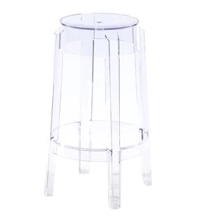 ghost bar chair stool making modern contemporary clear acrylic stools allmodern charles patio set of 2