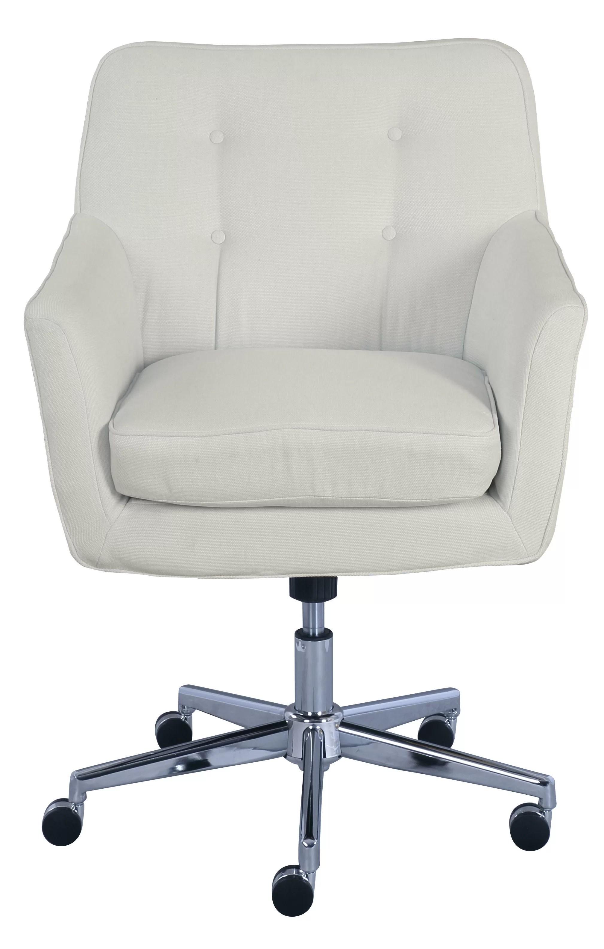 lilac office chair big joe lumin serta at home ashland mid back desk and reviews