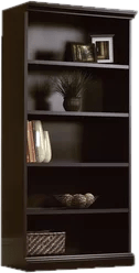bookcases standard transparent bookshelves wayfair furniture