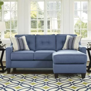e saving sectional sofas sofa bed murah jakarta pusat small scale sectionals you ll love wayfair ca micah reversible